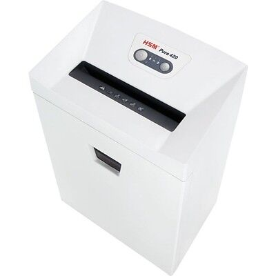 HSM Pure 420 Strip-Cut Shredder - 2341