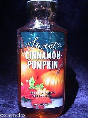 Bath & Body Works Douchegel Sweet Cinnamon Pumpkin Shower Gel 295 ml