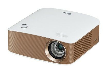 New LG LED Projector Sound Out HDMI Embedded Battery Bluetooth Screen Share
