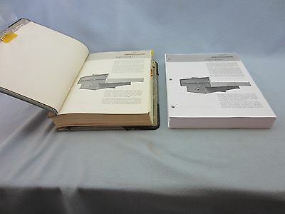 American LaFrance fire engine Master Service book 700-800-900 series.