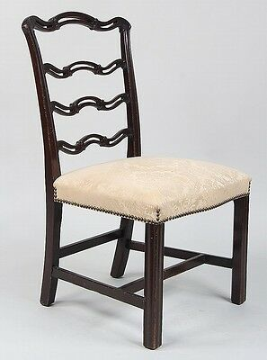 Chippendale style side chair Lot 239A