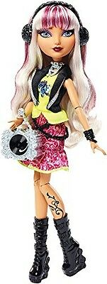 Ever After High Melody Piper Doll Wearing Fashion Accessories Storybook Collect