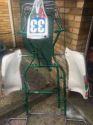 Immaculate Tonykart  Venox Mint Condition Tony kart Go Kart Rotax F100 100cc
