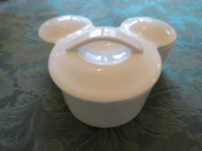 Gourmet Mickey Mouse Covered Casserole Baking Dish Disney Parks Exclusive