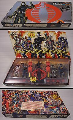 Gijoe - Cobra Legions - 100% Completed - 25Th Anniversary - 2007