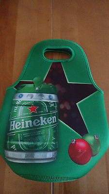 HEINEKEN INSULATED Cooler Bag FOR CHRISTMAS KEG