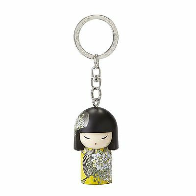 Enesco Kimmidoll Collectible Sachi Joy Doll Figurine Keychain 4056603