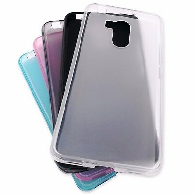 Wileyfox Swift 2 and 2 Plus Case TPU Rubber Silicone Protective Cover Colours