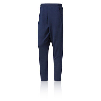 Adidas ZNE FZ Mens Blue Athletic Outdoors Running Bottoms Pants
