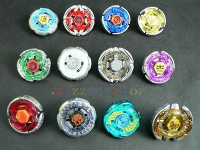 Lot Of 2Pcs Random Genuine Takara Tomy Metal Fight Beyblade With Sticker Set E