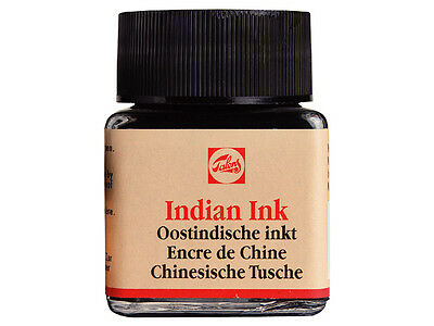 Indian Ink 30ml - Talens