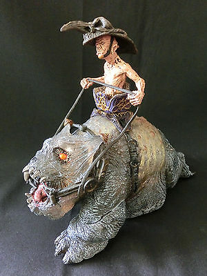McFarlane Monsters Serie 2 - Twisted Land of Oz Toto 17,5 cm Figur