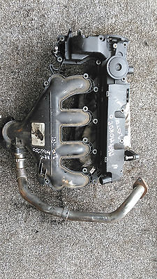 Ford Mondeo Mk4 2.0 Tdci  2007 - 2012 Rocker Cover With Inlet Manifold