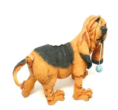 A Breed Apart Enesco New Herbie Bloodhound Puppy Figurine 05136 Country Artists