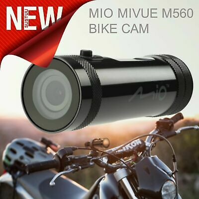 Mio MiVue M560│Waterproof DASHCAM│Accident Camera│Motorcycle/ Scooter/ Bicycle