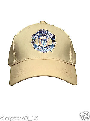 Manchester United Cap Peak Cap Official Football Gifts