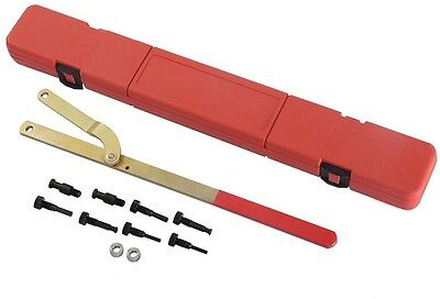 New Universal Camshaft Pulley Fan Clutch Removal Holder Set Alignment Tool