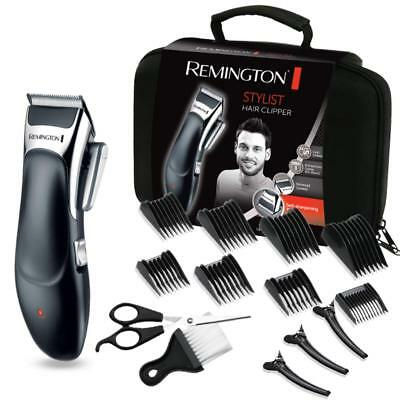 Kit Remington Taglia Capelli Hc363C con Lame Rivestite In Ceramica + 8 pettini