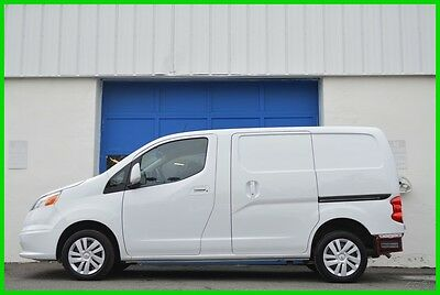 2015 Chevrolet Express City Express LT Navigation L1KE NV200 SV Loaded Repairable Rebuildable Salvage Runs Great Project Builder Fixer Easy Rear Hit