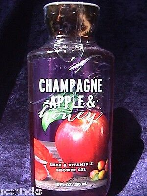 Bath & Body Works Douchegel Champagne Apple and Honey Shower Gel 295 ml