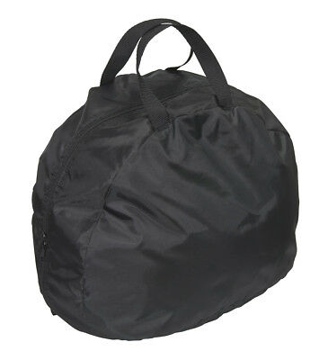 Lunatic Premium Helmet Bag - Brand New - Soft Lining - Black