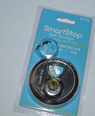 """Disc Lock 2-3/4"""" ST-670  New** Heavy Duty Stainless Steel Free Shipping!"""