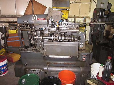 USED Brown and Sharpe OG Screw Machine