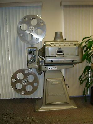 16mm Hortson Vintage Projector with Carbon Arc Lamphouse