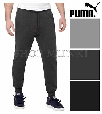 Puma Men's French Terry Jogger Drawstring Sweatpant
