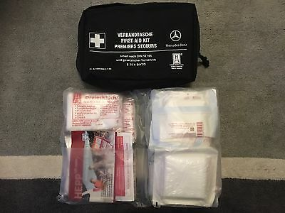 Mercedes Benz First Aid Medical Emergency Kit A E C Gla Cl Class * A169 860 0150