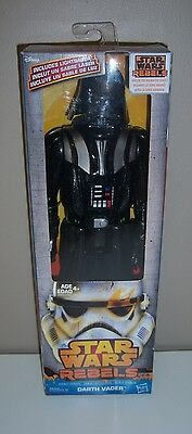"Disney Star Wars Rebels Hero Series Darth Vader 12"" New In Box"