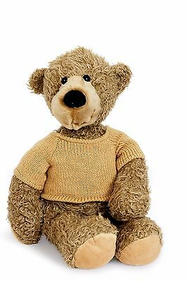 Rustic Vintage Shaggy Cuddly Traditional Large Teddy Bear Freezy Soft Toy