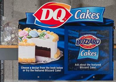 Dairy Queen Promotional Header Blizzard Cakes dq2
