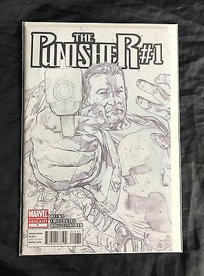 Punisher #1-12 (2011) Marvel Rucka Frank Castle Daredevil Netflix High Grade