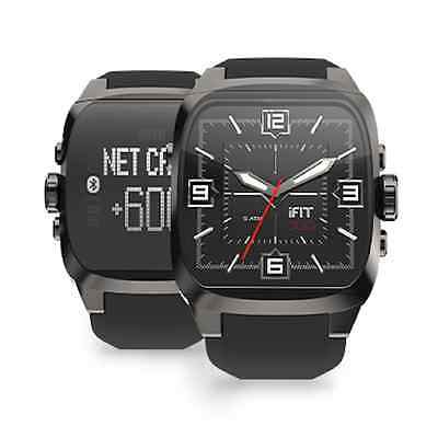 Brand New iFIT DUO Knight Activity Tracking Watch Model #IFRW115