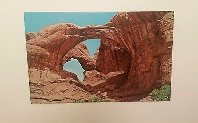 Vintage -Double Arch - Arches National Monument - Zion National Park - Utah - #4