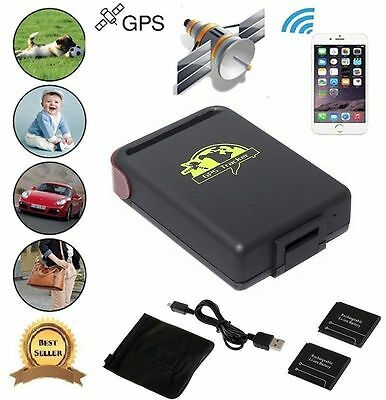 Mini New GPS Tracker Magnetic Car Vehicle Spy Personal Tracking Device TK102 UK