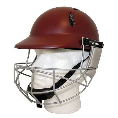 Woodworm Cricket Select Cricket Helmet - Available for Adult and Junior