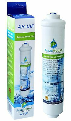 AquaHouse Compatible Water filter for Samsung Fridge with External Water Filters