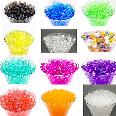 Orbeez Water Beads Wedding Table Decoration waterbeads 1000 Sesory toys vase