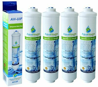 4x Compatible Filter For Samsung DA29-10105J HAFEX/EXP Fridge Water Filter