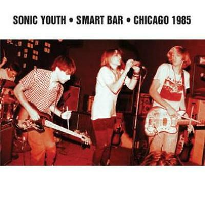 Sonic Youth Smart Bar Chicago 1985 New Sealed Double Vinyl Lp In Stock