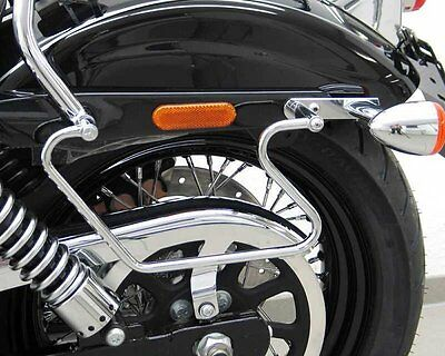 Baggage Holder Harley Davidson Dyna Wide Glide (FXDWG), 10-