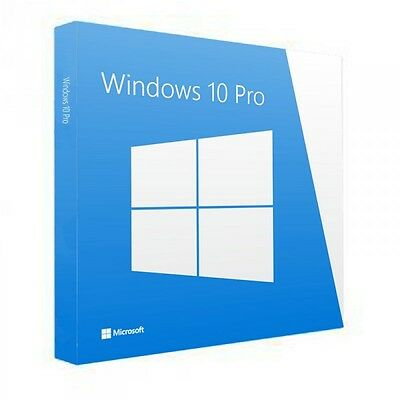 Microsoft Windows 10 Professional 32/64 Bit Versione Download | Fattura