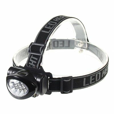 Home Treats LED Headlamp Torch For Cycling, Fishing, Climbing, Camping, Reading
