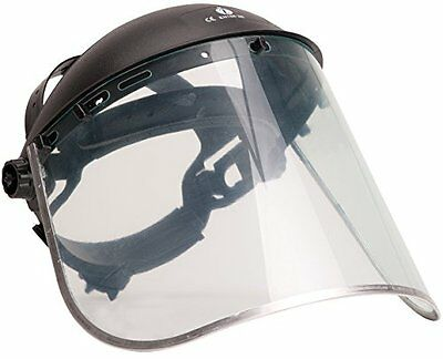Portwest PW96CLR Face Shield Plus - Clear