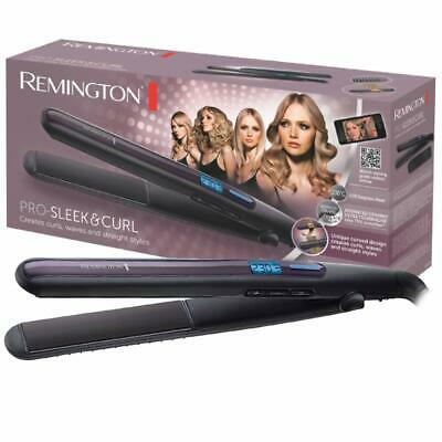 Piastra Extra Larga Remington S5525 Pro-Ceramic, Custodia resistente al calore
