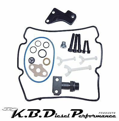 KBDP HPOP STC Fitting Kit Ford 6.0L Powerstroke Diesel 2005-10
