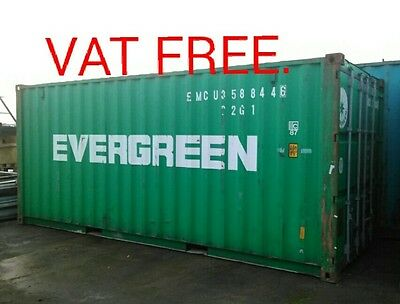20ft Shipping Container Doncaster Vat Free