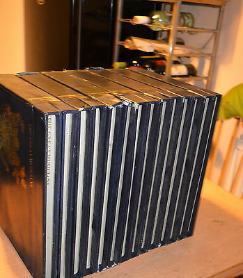 COMPLETE SET OF THE GREAT MUSICIANS BY FABBRI & PARTNERS LTD vgc